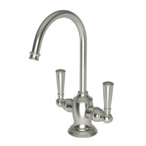 Satin Nickel - PVD Hot & Cold Water Dispenser