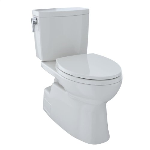 Vespin® II 1G Two-Piece Toilet, Elongated Bowl - 1.0 GPF - Colonial White
