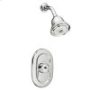 Quentin Bath/ Shower Trim Kits - Brushed Nickel