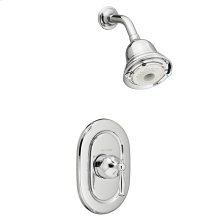 Quentin Bath/ Shower Trim Kits - Polished Chrome