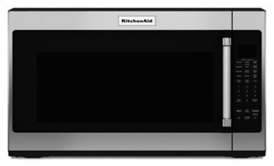 """1000-Watt Microwave with 7 Sensor Functions - 30"""" - Stainless Steel Product Image"""