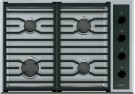 """30"""" Transitional Gas Cooktop - 4 Burners Product Image"""