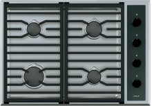 """30"""" Transitional Gas Cooktop - 4 Burners"""