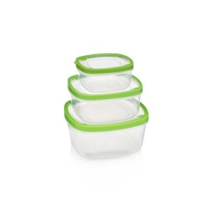 Frigidaire 3 Piece Plastic Container Set