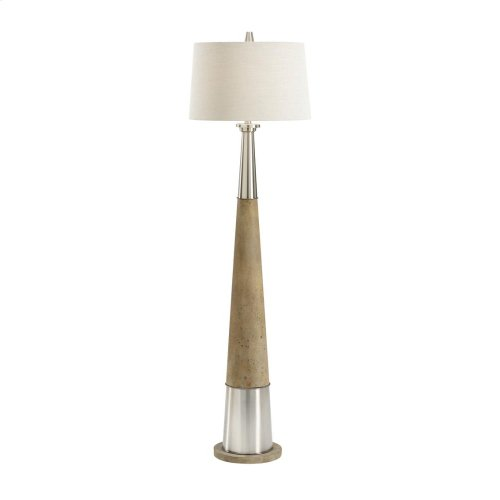 Firehorn Floor Lamp