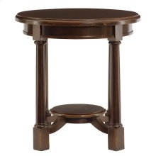 Pacific Canyon Round Side Table