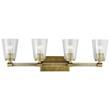 Audrea Collection Audrea 4 Light Bath Light NBR