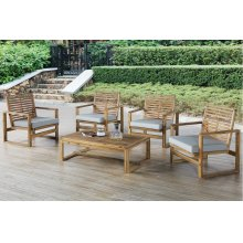 5 Piece Outdoor Patio Set