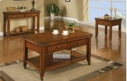 2-Drawer Coffee Table w/ Caster Product Image