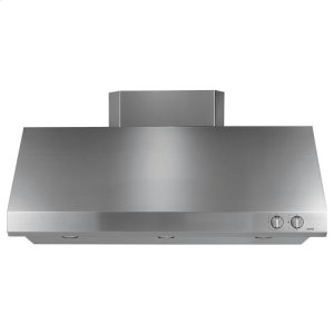 "Cafe48"" Stainless Steel Professional Hood"