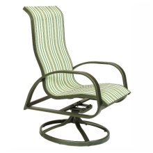 1859 Ultra High-Back Swivel Chair