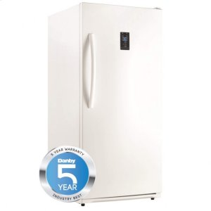 DanbyDanby Designer 14 cu. ft. Convertible Upright Freezer or Refrigerator