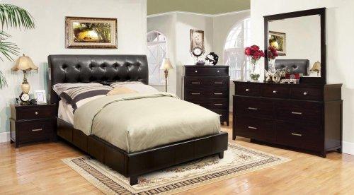 Queen-Size Hendrik Bed