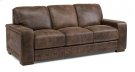 Buxton Leather Sofa Product Image