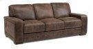 Buxton Leather Sofa Product Image