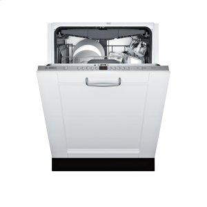 Bosch300 DLX Custom Panel, 5/5 cycles, 44 dBA, 3rd Rck, InfoLight - CP
