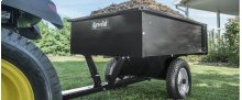 12 Cu. Ft. Steel Cart - 45-0101-999