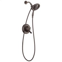 Venetian Bronze Monitor ® 17 Series Traditional Shower Trim with In2ition ®