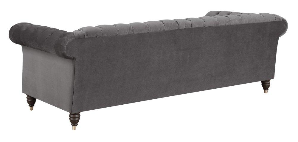 Emerald Home Capone Sofa Platinum U3545 00 13