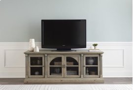 74 Inch Console - Greige Finish
