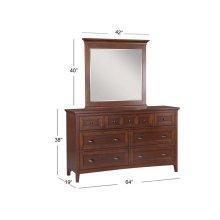Landscape Mirror & Dresser