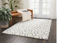 Galway Glw03 Ivory Blue Rectangle Rug 7'6'' X 9'6''