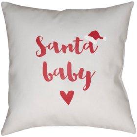 """Santa Baby PHDBB-001 16"""" x 16"""""""
