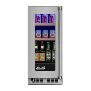 "Viking15"" Beverage Center - VBUI Viking Professional Product Line"