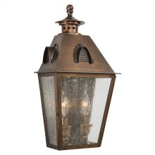 Edenshire - 2 Light Pocket Lantern