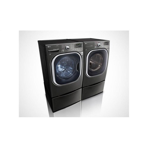 7.4 cu.ft. Ultra Large Capacity TurboSteam Electric Dryer