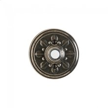 Bordeaux Doorbell Button Silicon Bronze Brushed