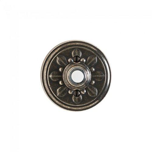 Bordeaux Doorbell Button White Bronze Light