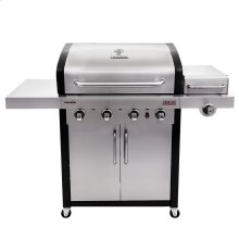 "SIGNATURE "" TRU-INFRARED "" 4 BURNER GAS GRILL"