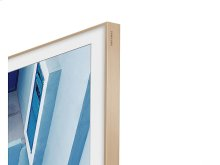 "43"" The Frame Customizable Bezel - Beige"