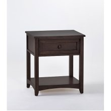 Nightstand (Chocolate)