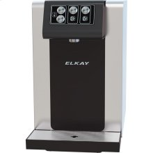 Elkay Water Dispenser 1.5 Gph Hot Filtered Stainless Steel - Stainless Steel Finish