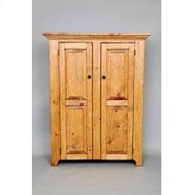 """#132 Double Door Jelly Cupboard 38""""wx14""""dx48.5""""h"""