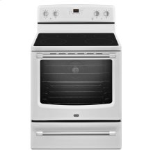 30-inch Wide Electric Range with Convection and Power Element - 6.2 cu. ft.