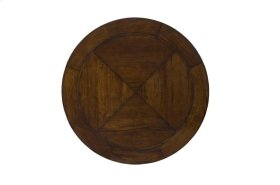 Rustic Mahogany Dining Table Top 48""