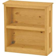 Narrow Bookcase, Short
