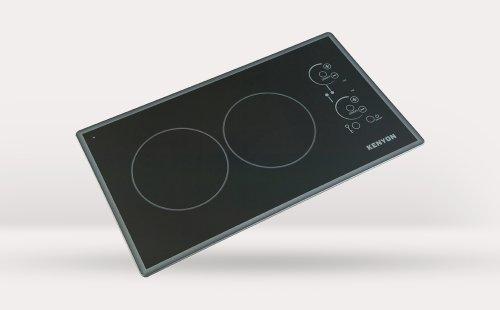 208V Landscape Lite-Touch Q® Cortez 2 Burner