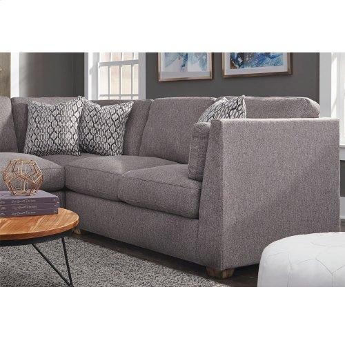 Right Arm Sofa W Return