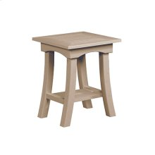 """DST168 19"""" End Table"""