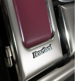 "Black 48"" Classic Dual Fuel Range - Model 5210"
