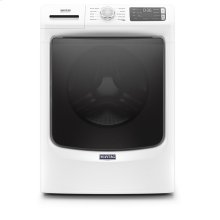 Front Load Chrome Washer with Extra Power and 12-Hr Fresh Spin option - 4.5 cu. ft.