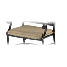 Cadiz Cast Aluminum Chair Seat Pad