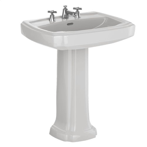 "Guinevere® 27"" Pedestal Lavatory - Cotton"