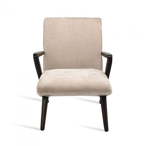 Florin Lounge Chair - Beige Latte
