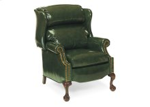 Addison Bustle Back Ball & Claw Recliner
