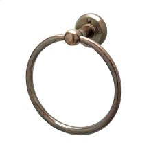 Towel Ring - TR7 White Bronze Medium